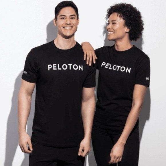 Peloton 100 Rides Century Unisex men women Black S
